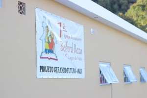 Inauguração de nossa nova Congregação em Babi